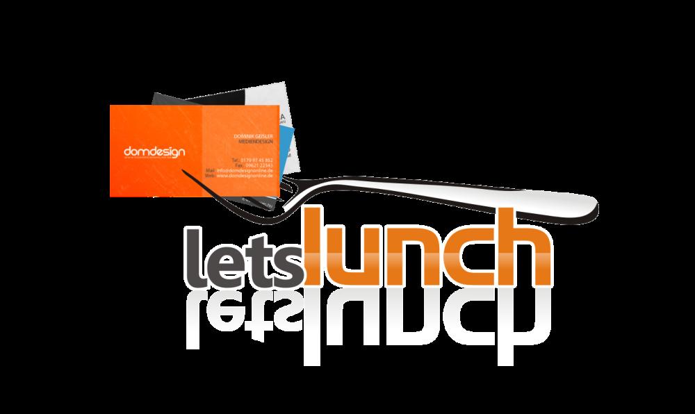 Let's Lunch - Networking a la hora de comer (1/2)