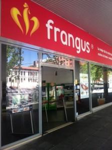 Frangus Rte
