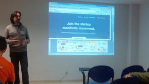 Felix Lopez y el Startup Manifiesto