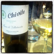 Chivite Chardonnay 2010 Blanco