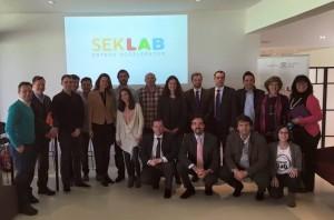 Foto startups seleccionadas SEK Lab