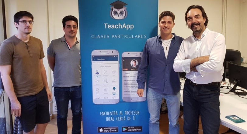 TeachApp team
